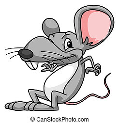 Rat Cartoon Funny