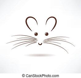 Rat icon.
