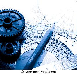 ratchets, mechanický, drafting