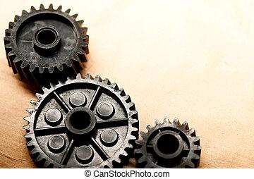 ratchets, mechaniczny
