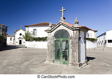 Rates Catholic Shrine - Small catholic shrine in the main ...