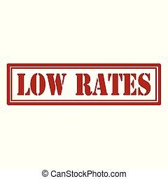 rates-stamp, bas