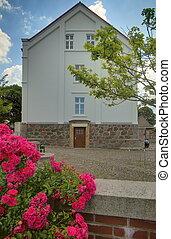 rathaus, von, guetzkow, mecklenburg-vorpommern, deutschland