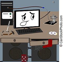 rato computador