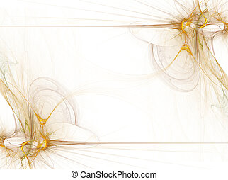 rauchwolken, -, border/business, grafik, goldenes