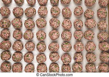 rauwe, meatballs