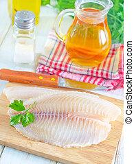 rauwe vis