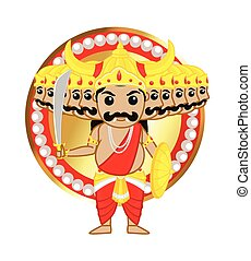 Ravan Sri Lankan God