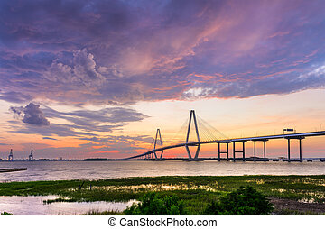 Ravenel Bridge in Charleston