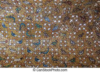 Mosaics of the Chapel of Sant Andrea or Archiepiscopal ...