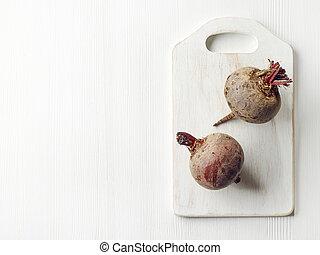 raw beetroot