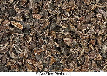Raw Cacao Nibs - 100% pure cacao nibs: organic and raw. The...