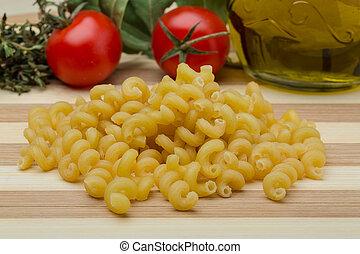 Cellentani pasta