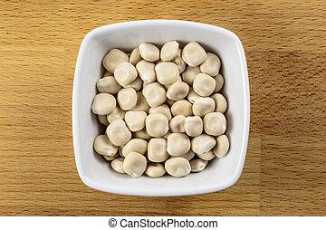 Raw Lupini Beans