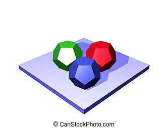 Raw Materials a Logistics Supply Chain Diagram Object - Raw...