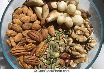 Raw Nut Assortment