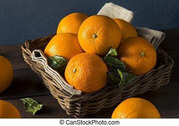 Raw Organic Cara Oranges REady to Eat