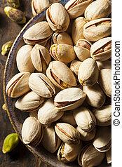 Raw Organic Pistachio Nuts