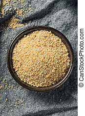Raw Organic White Poppy Seeds
