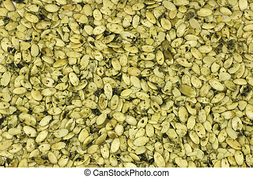 Raw Sprouted Pumpkin Seeds