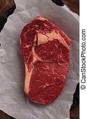 uncooked steak - raw uncooked steak