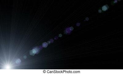 ray light flash