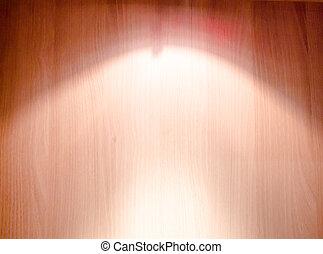 ray of spotlight