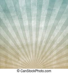ray pattern