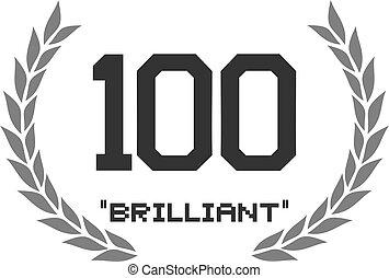 raya, 100, cima