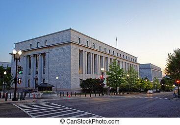 Rayburn House Office Building in Washington