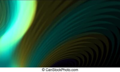 rayon, laser, technologie, lumière, vert, énergie