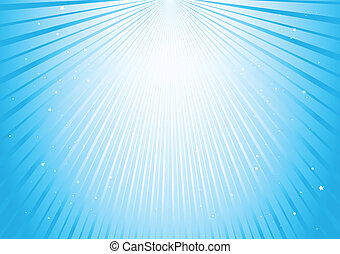 Rays from heaven