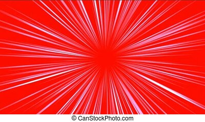 rays light and fiber optic