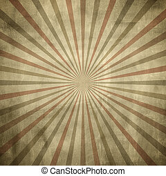 rays pattern grunge background