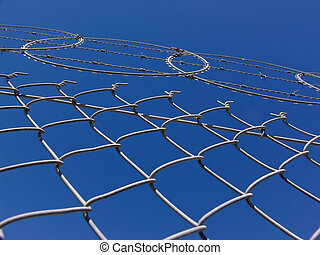 Razor Fence - Razor Wire