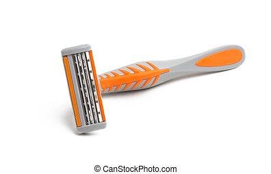 razor isolated