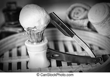 Razor shaving accessories razor  Men's cosmetics shaving