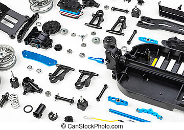 RC car assembly kit - rc car assembly kit