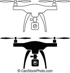 rc drone quadcopter with camera