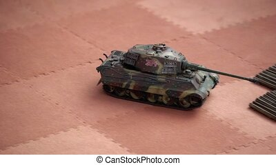 RC Tank game - Remote control Tank toy game