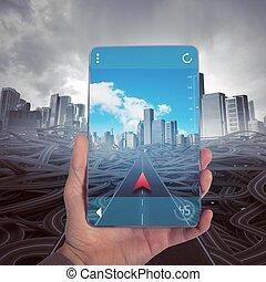 GPS Navigator - Reach a right destination with GPS Navigator