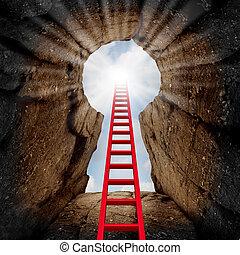 Reaching Success - Reaching success as a business...