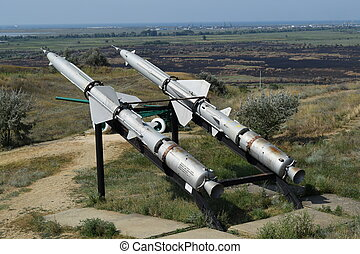 Reactive cruise missiles