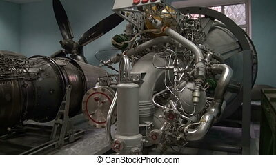 Reactive solid rocket motor