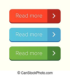 Read more web button set