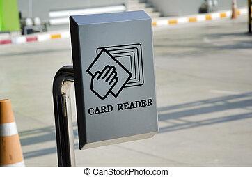 reader., kaart
