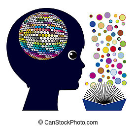 Reading affects the brain