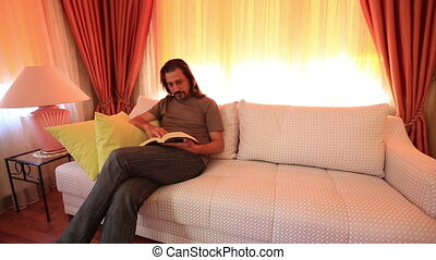 reading book 2