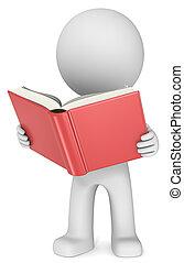 Reading.