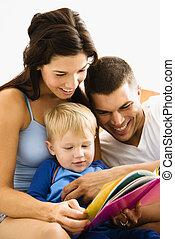 reading., famille